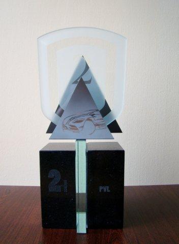 II miejsce za PVL w 2009 roku