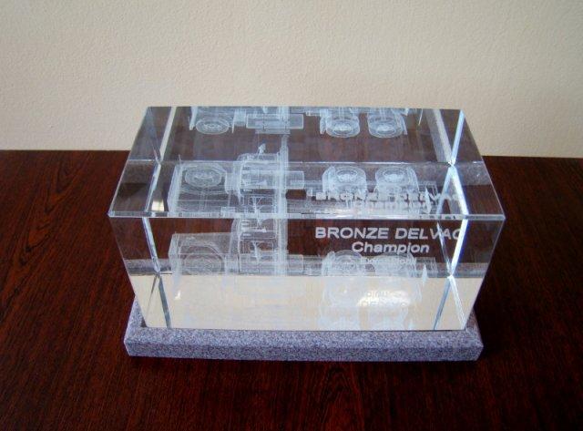 Bronze Delvac Champion