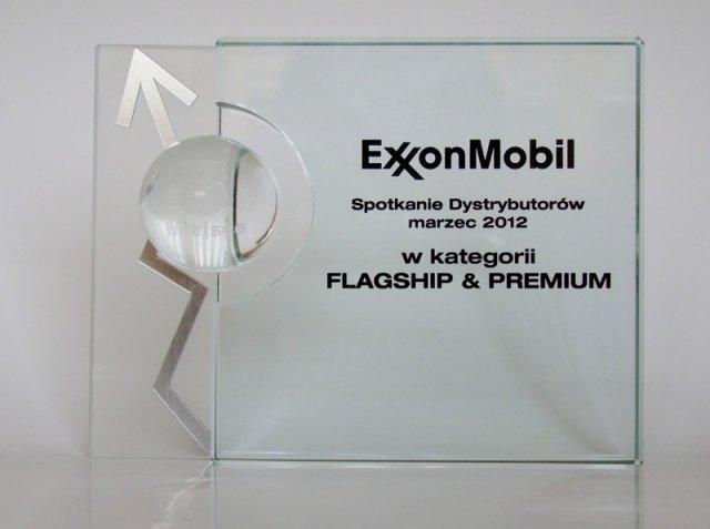 3 miejsce Flagship&Premium za 2011 r.